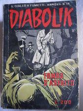 DIABOLIK anno XII n°14  [G312R]