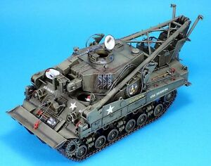 Legend 1/35 M74 TRV Gotcha Conversion Set (for Shermans w/HVSS) (w/Decal) LF1297