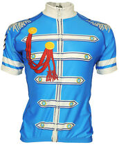 Olorun Sgt. Pepper Supporters Cycling shirt- Mens S-3Xl