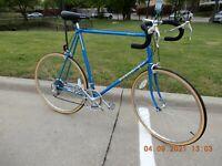 "Schwinn World Sport Bicycle 27"" Frame & 27"" Wheels Blue Color, Bike Tall People"