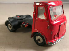 dinky toys aec articulated British Road services Lorry only red repairs