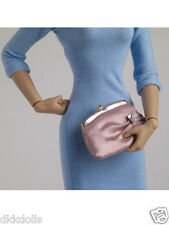 Tonner Nu Mood Champagne Satin and Rhinestone 16 in. Fashion Doll Purse 2012