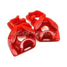 Energy Suspension Motor Mount Inserts Red Fits 02-06 RSX 02-05 Civic Si 16.1110R