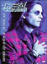New ListingOzzy Dvd Don't Blame Me: The Tales of Ozzy Osbourne Rare Documentary Heavy Metal