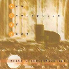 New Conception of Jazz by Bugge Wesseltoft - Jazz CD - Free Postage