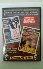 Grindhouse Double Feature: Beast Of Yellow Night/ Keep My Grave Open (DVD, 2009)