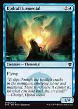 Updraft Elemental  EX/NM x4 Dragons of Tarkir MTG Magic Cards Blue  Common