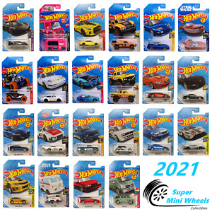 2021 Hot Wheels Bassic - You Choice - Update 03/22/2021