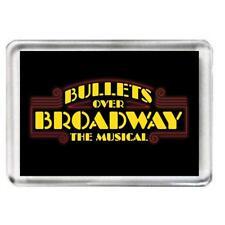 Bullets Over Broadway. The Musical. Fridge Magnet.