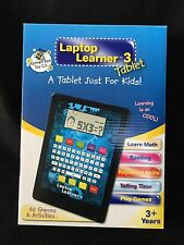 Lemon Bee Toy Laptop Learner Tablet Includes 60 Games Activities Educationals 3+