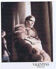 PUBLICITE ADVERTISING 114 2011 VALENTINO GARAVANI  maroquinerie sacs