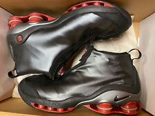 RARE Vintage DS Sz 11.5 Nike Shox VC — Black Red Vince Carter BB4 II Iv PE AIR