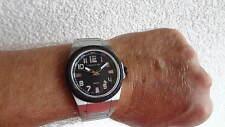 schwere Cerruti 1881 Herren-Uhr ROMA #68481 massives Uhrenarmband Edelstahl