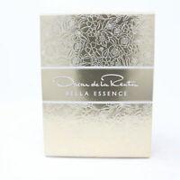 Bella Essence by Oscar De La Renta Eau De Parfume 1oz/30ml Spray New With Box