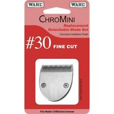 Wahl ChroMini Replacement Blade #30 Fine Silver - 41590-7370