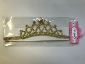 Mei Yan Crown Gold Girl Head Hair 1359583