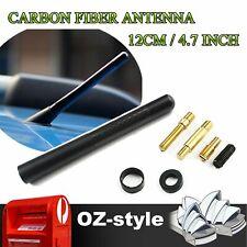 Premium Real Carbon Fiber Antenna Compatible Jeep Grand Cherokee SRT8 12cm Black