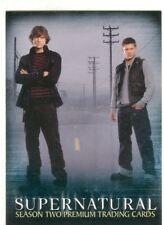 Supernatural Season 2 Promo Card P-I (inkworks.com exclusive)
