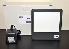 Logan A7A 4x5 Slim LED Lite Pad 5000K, used & battery operated