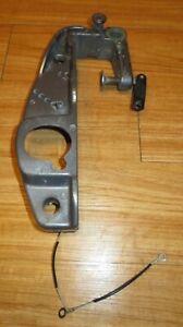 Yamaha 6hp 8hp 4 stroke transom clamp power tilt Bracket 2001-2004 starboard