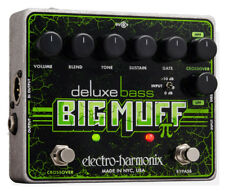 Electro Harmonix Deluxe Bass Big Muff Pi 2 Cables Worldwide