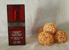 LUBIN ROUGE  Lubin  eau de toilette 75ml spray, very rare.