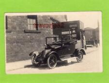 Motor Car George lacy Coach Motor Body Builder Dewsbury Nr Leeds unused RP pc