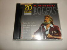 CD  Kenny Rogers  ‎– 20 Golden Greats