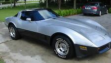 1981 Chevrolet Corvette Base Coupe 2-Door, C-3