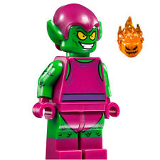 LEGO Marvel Super Heroes Minifigure - Green Goblin - NEW from set 76057