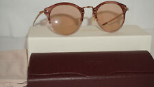 Oilver Peoples New Sunglasses 18K Gold Rose Pink OV5184 1648 47 142