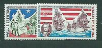 Wallis And Futuna - Mail Yvert 190/1 MNH