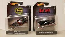 HOT WHEELS 2020 BATMAN 1940'S & CLASSIC TV SERIES BATMOBILE * DC * 1:50 SCALE