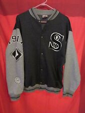 Vintage 90's Long Gone 1917 Chicago White Sox World Champions Snap Jacket L  EUC