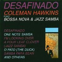 "COLEMAN HAWKINS ""DESAFINADO"" CD NEW"