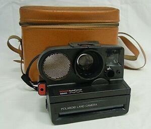 Polaroid Land Camera Sonar Autofocus 5000 with Case (FT)