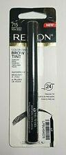 Revlon Colorstay Brow Tint waterproof #715 Soft Black 0.06 oz #A3