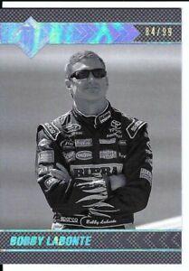 2013 Press Pass Bobby Labonte #/99 Toyota Camry Phoenix Racing