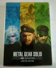 Metal Gear Solid HD Collection - Steelbook Only - Microsoft Xbox 360