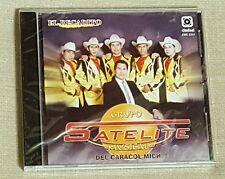 Grupo Satelite Musical Del Caracol Michoacan CD EL RECADITO (2015) NEW NUEVO