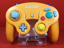 Nintendo Official GAMECUBE Wii Controller GC Pad Orange JAPAN OFFICIAL In Stock
