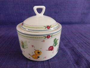 Mikasa Garden Lane SUGAR BOWL w/Lid, have more pieces to this set
