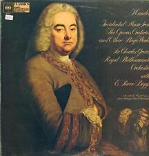 Handel(Vinyl LP)Incidental Music From The Operas-CBS-S 61559-UK-VG/Ex