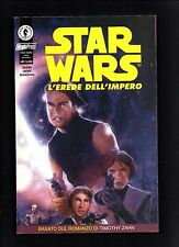 GUERRE STELLARI - STAR WARS: L'EREDE DELL'IMPERO A FUMETTI -1997 MAGIC PRESS