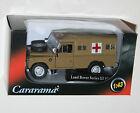 Cararama - LAND ROVER Series III 109 (Desert) Model Scale 1:43