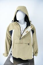 American Eagle AE Performance All Weather Hooded 1/2 Zip Jacket Mens Large