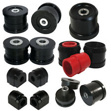BMW 3 Series E46 Complete Front & Rear Subframe Wishbone PSB Bushing Kit 00 - 05