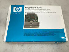 NEW HP 620N J7934G JetDirect EIO Internal Print Server FACTORY SEALED BOX  SR/1M