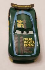 Disney Pixar Cars 3 Herb Curbler #54 Faux Wheel Drive  Cars 3 1:55 LOOSE No Pack