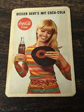 Coca Cola Taschenkalender 1969